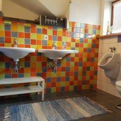 Отель Namai prie ezero Литва, Вильнюс - отзывы, цены и фото номеров - забронировать отель Namai prie ezero онлайн ванная