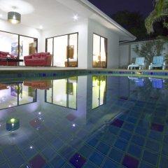 Отель Villa Tortuga Pattaya 4* Улучшенная вилла с различными типами кроватей фото 12