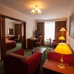Гостиница Корстон, Москва 4* Улучшенный люкс с разными типами кроватей фото 4