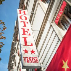 Отель Hôtel De Venise фото 2