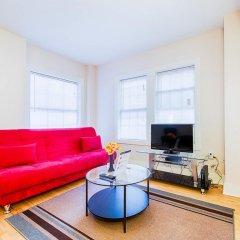 Отель Ginosi Dupont Circle Apartel 3* Студия с различными типами кроватей фото 2