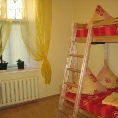 Central Park Hostel Стандартный номер с различными типами кроватей