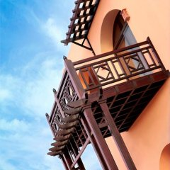 Отель The Cove Rotana Resort 5* Стандартный номер с различными типами кроватей фото 3
