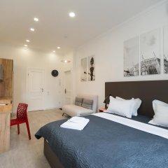 Гостиница Partner Guest House Khreschatyk 3* Студия с различными типами кроватей фото 34
