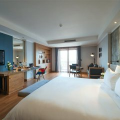 Hanoi La Siesta Hotel Trendy 4* Люкс с различными типами кроватей фото 14