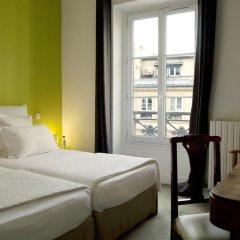 Отель Hôtel Arvor Saint Georges 4* Улучшенный номер с различными типами кроватей фото 8