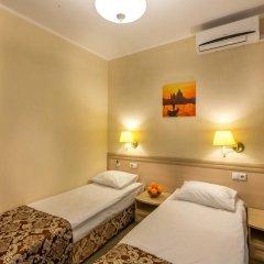 Мини-Отель Апельсин на Комсомольской 2* Стандартный номер с 2 отдельными кроватями фото 3