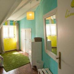 Отель Ericeira Surf Camp 2* Стандартный номер двуспальная кровать фото 8