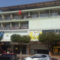 Güvenir Hotel парковка