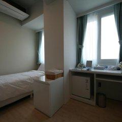 Отель Wons Ville Myeongdong 2* Стандартный номер с различными типами кроватей фото 4