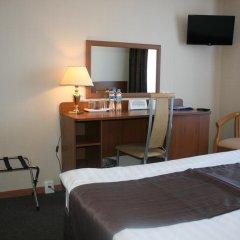 Гостиница Венец 3* Улучшенный номер разные типы кроватей фото 7
