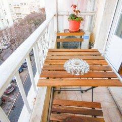 Отель Duque de Saldanha - Bed & Breakfast балкон