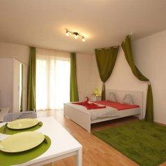 Апартаменты Corvin Apartment Budapest комната для гостей фото 6