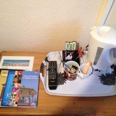 Kipps Brighton Hostel Номер с общей ванной комнатой с различными типами кроватей (общая ванная комната) фото 3
