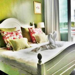 Отель Krabi Boat Lagoon Resort 3* Стандартный номер с различными типами кроватей фото 2
