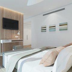 Отель Aparthotel Ponent Mar Апартаменты Премиум с двуспальной кроватью фото 2