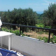 Отель B&B Stella dell'Adriatico Ортона балкон