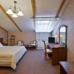 Гостиница Айвазовский Стандартный номер с двуспальной кроватью фото 3