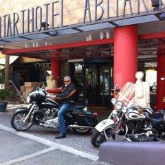 Abitart Hotel парковка