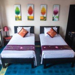 Отель Vietnam Backpacker Hostels - Downtown Номер Делюкс с различными типами кроватей фото 6