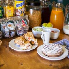 Goodmorning Hostel Lisbon питание