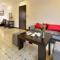 Отель Hoi An Waterway Resort 3* Люкс с различными типами кроватей фото 2