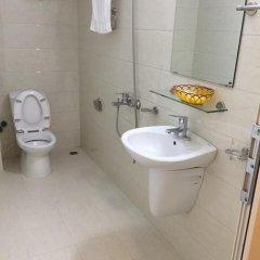 Отель Thang Long Guesthouse Стандартный номер с различными типами кроватей фото 5