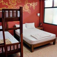 Отель No.7 Guest House 2* Стандартный семейный номер с двухъярусной кроватью