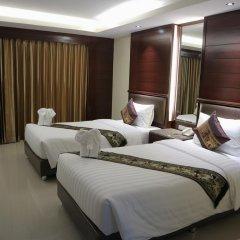 Отель Achada Beach Pattaya 3* Улучшенный номер с 2 отдельными кроватями