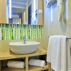 Hotel Rebro 3* Стандартный номер с различными типами кроватей фото 10