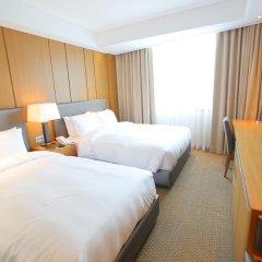Lotte City Hotel Guro 4* Стандартный семейный номер с 2 отдельными кроватями фото 3