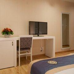 Saga Hotel 2* Стандартный номер с различными типами кроватей фото 4