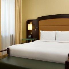 Гостиница Hilton Москва Ленинградская 5* Номер Делюкс с различными типами кроватей фото 16
