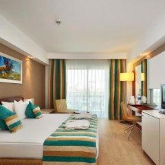 Sunis Evren Beach Resort Hotel & Spa комната для гостей фото 3