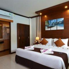 Отель Phangan Bayshore Resort 3* Стандартный номер двуспальная кровать фото 3