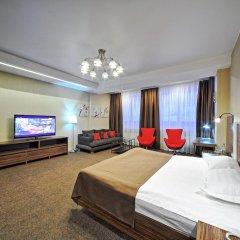 Отель Атлас 2* Кровать в общем номере фото 7