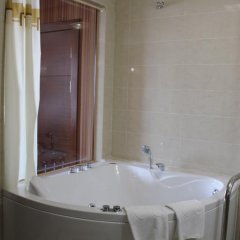 Гостиница Grand Aiser 4* Люкс с различными типами кроватей фото 18