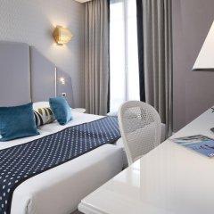 Отель Best Western Hôtel Victor Hugo 4* Стандартный номер с различными типами кроватей фото 8