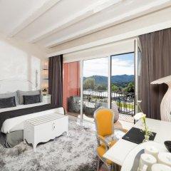 Sallés Hotel Mas Tapiolas 4* Стандартный номер с двуспальной кроватью фото 12