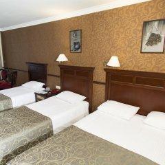 Topkapi Inter Istanbul Hotel 4* Стандартный семейный номер с двуспальной кроватью фото 7