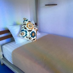 Hey beach hostel Кровать в общем номере фото 11