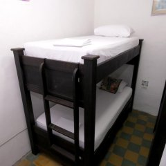 Отель Hostal Pajara Pinta Кровать в общем номере с двухъярусной кроватью фото 3