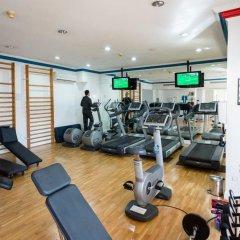 Le Royal Mansour Hotel фитнесс-зал