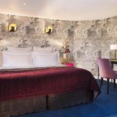 Отель Bourgogne Et Montana 4* Стандартный номер фото 4