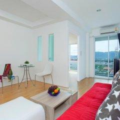 Отель Rang Hill Residence 4* Номер Делюкс с двуспальной кроватью фото 5