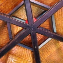 Отель Under the coconut tree Бунгало с различными типами кроватей фото 7
