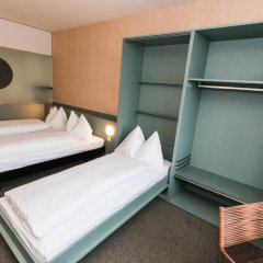 Hotel City am Bahnhof 3* Номер Комфорт с различными типами кроватей фото 3