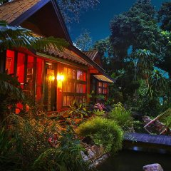 Отель Areeya Phuree Resort 3* Номер с общей ванной комнатой с различными типами кроватей (общая ванная комната) фото 2