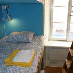 Birka Hostel Кровать в общем номере с двухъярусной кроватью фото 10