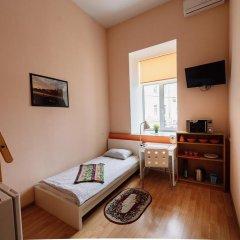 Апартаменты В Центре Студия разные типы кроватей фото 32